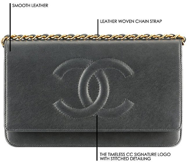 Chanel Timeless CC WOC Review