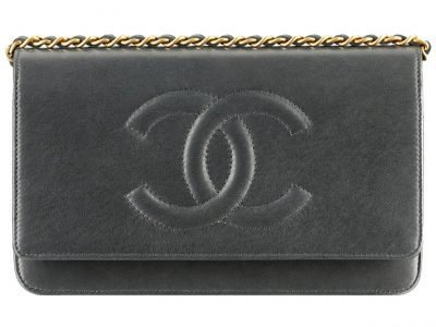 Chanel Timeless CC WOC Review thumb