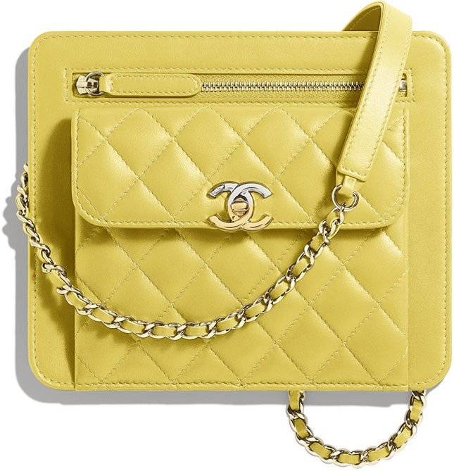 Chanel Trendy Pouches