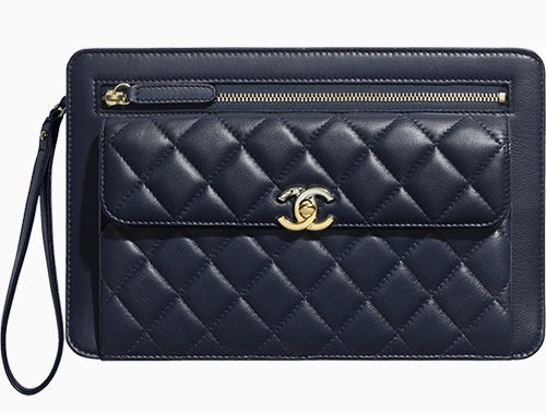 Chanel Trendy Pouches thumb