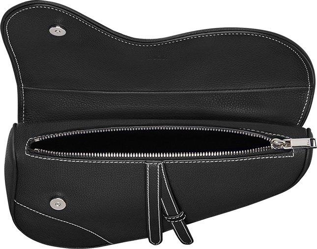 Dior x Kaws Saddle Bag