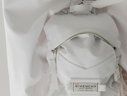 Givenchy Bow Backpack thumb
