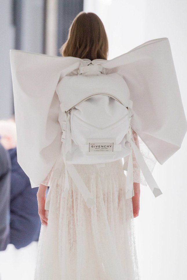 Givenchy Bow Backpack