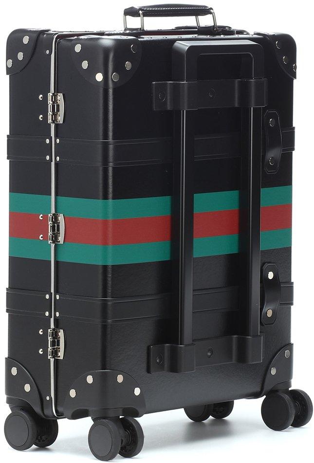 Gucci x Globetrotter Suitcase Trolley – Bragmybag a358ed864eff