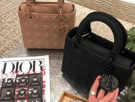 Lady Dior Ultra Matte Bag thumb