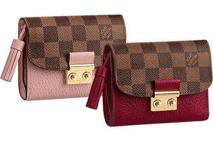 Louis Vuitton Croisette Wallets thumb