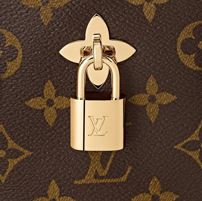 Louis Vuitton Flower Zipped Tote