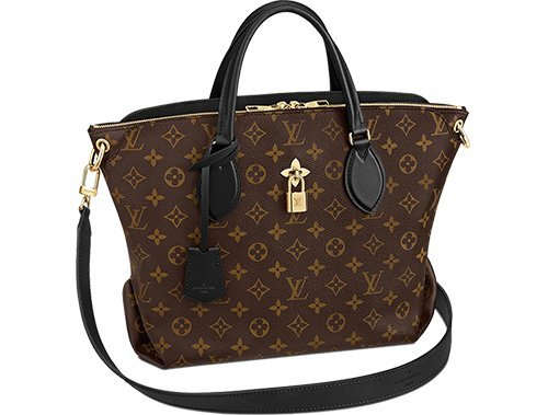 Louis Vuitton Flower Zipped Tote thumb