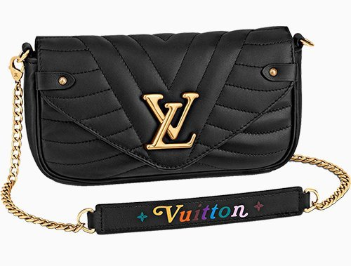 Louis Vuitton New Wave Chain Pochette thumb