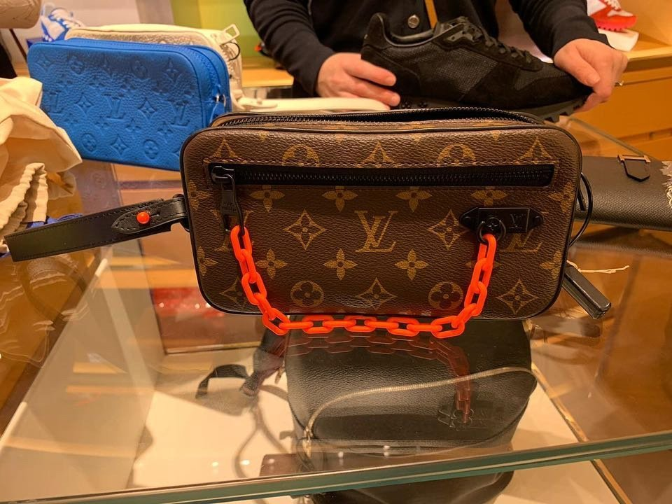 Louis Vuitton Volga Pochette Bag