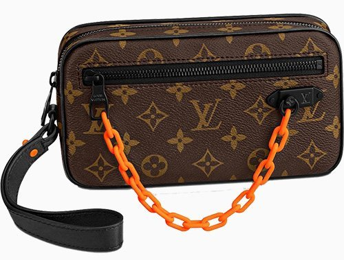 Louis Vuitton Volga Pochette Bag thumb