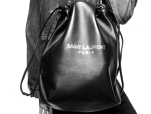 Saint Laurent Teddy Pouch thumb