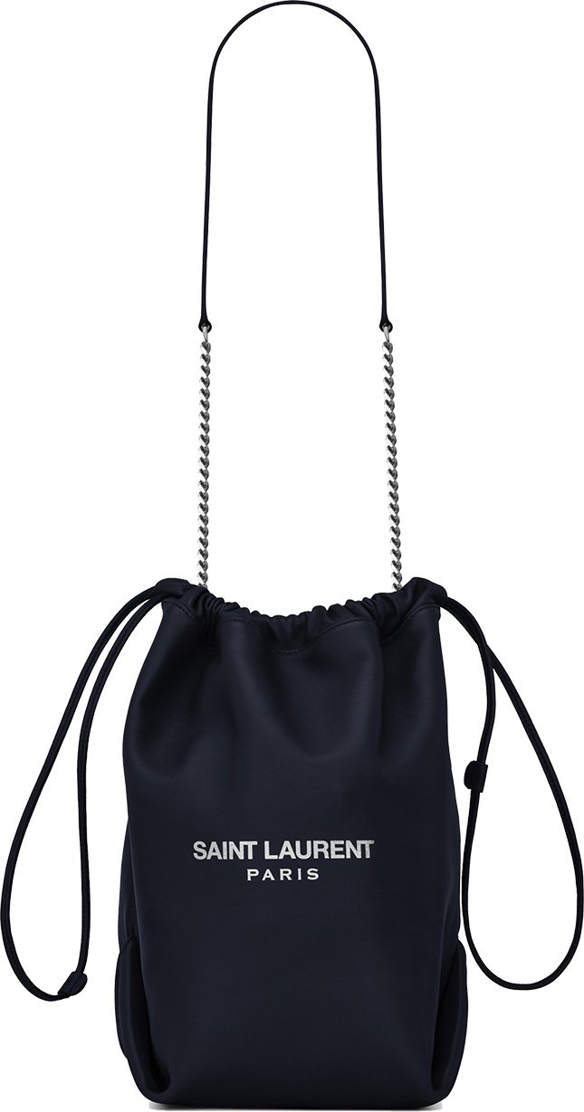 Saint Laurent Teddy Pouch