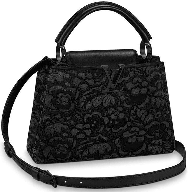 Louis Vuitton All Black Bags