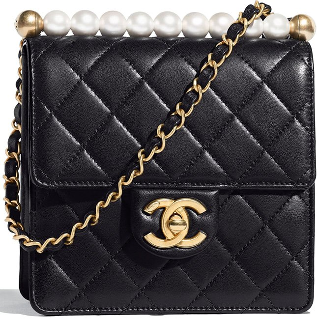 9337d3f80d260c Chanel Pearl Flap Bag 2019 | Stanford Center for Opportunity Policy ...