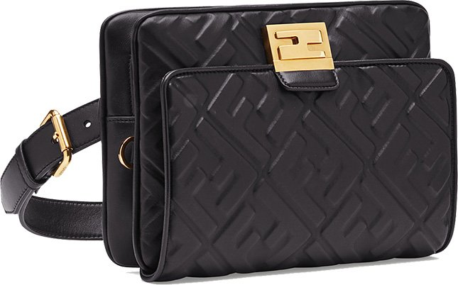 Fendi Upside Down Bag