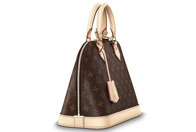 Louis Vuitton Alma Bag