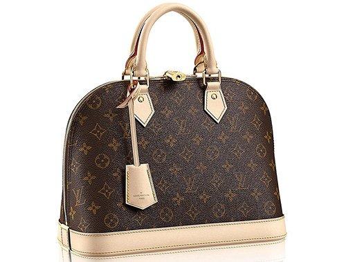 Louis Vuitton Alma Bag thumb