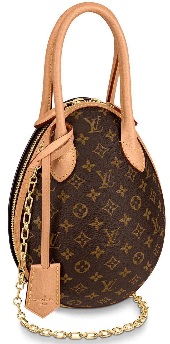 Louis Vuitton Egg Bag