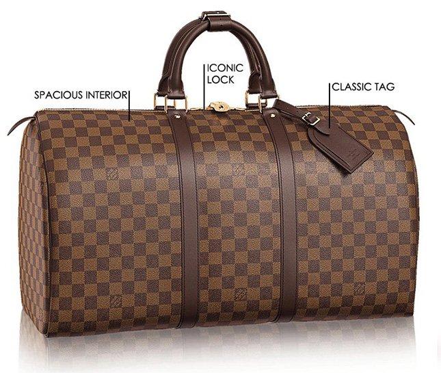 Louis Vuitton Keepall Bag