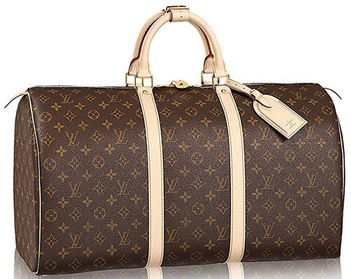 Louis Vuitton Keepall Bag thumb