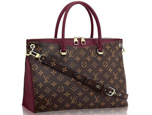 Louis Vuitton Pallas Bag thumb