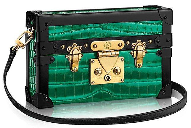 Louis Vuitton Petite Malle Bag