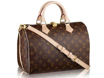 Louis Vuitton Speedy Bandoulière Bag Review thumb