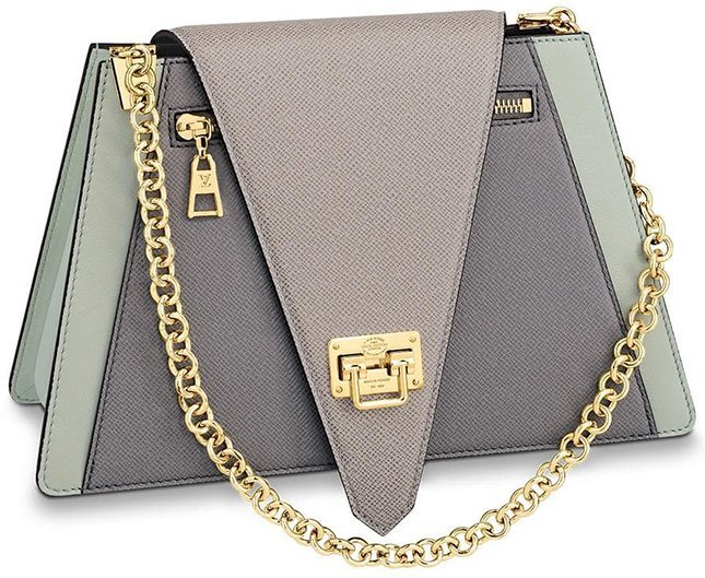 Louis Vuitton Trapeze Bag