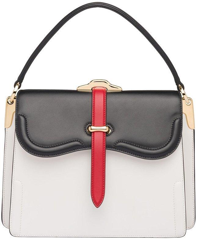 Prada Belle Bag