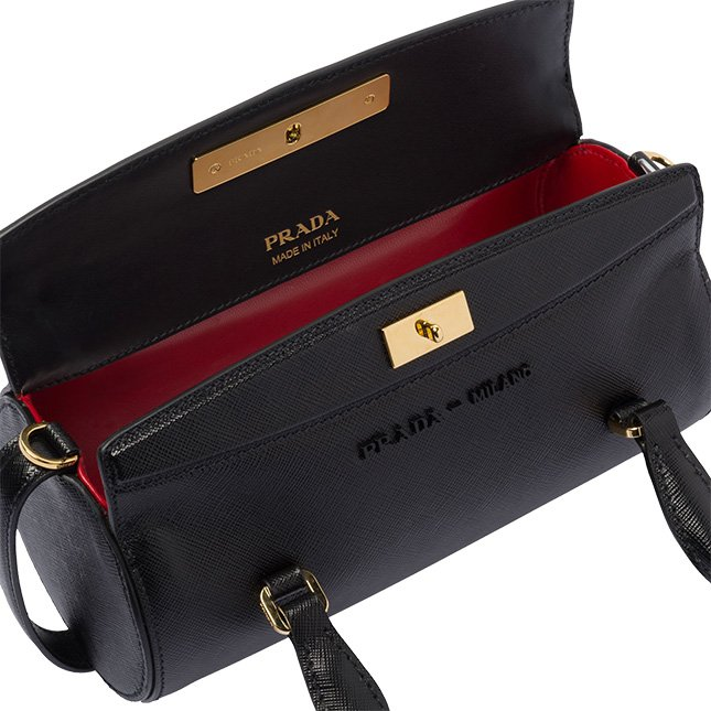 Prada Sybille Barrel Bag
