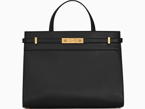 Saint Laurent Manhattan Bag Or The Kelly Bag thumb
