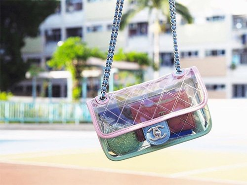 Trending Transparent Bags For Future Fashion Styles thumb