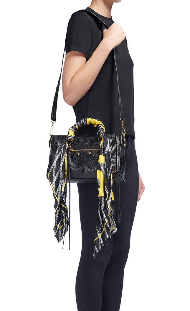 Balenciaga Classic City Scarf Bag