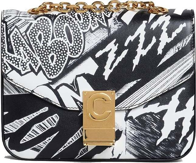 Celine x Christian Marclay Bag Collection