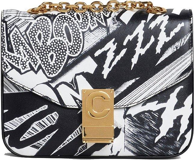Celine x Christian Marclay Bag Collection