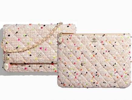 Chanel Candy Cotton Tweed Accessories thumb