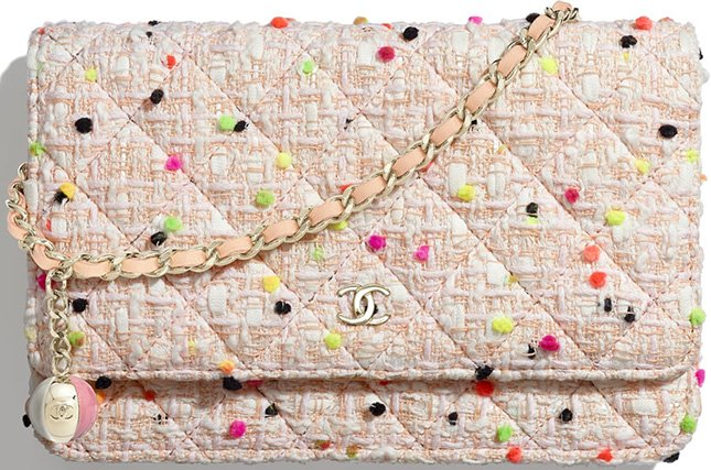 Chanel Candy Cotton Tweed Accessories