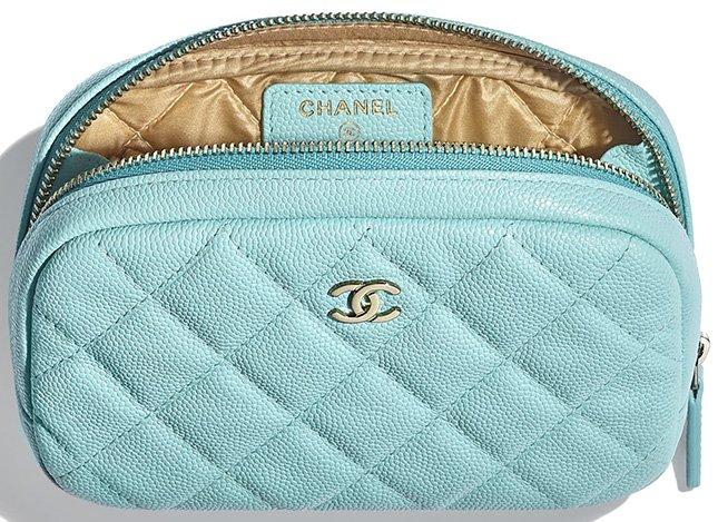 Chanel Makeup Bag Prices