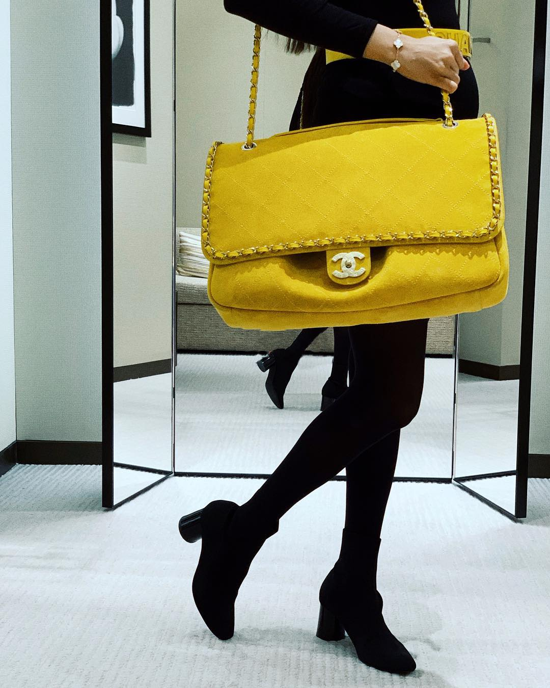 Chanel Pharrel asafetypin