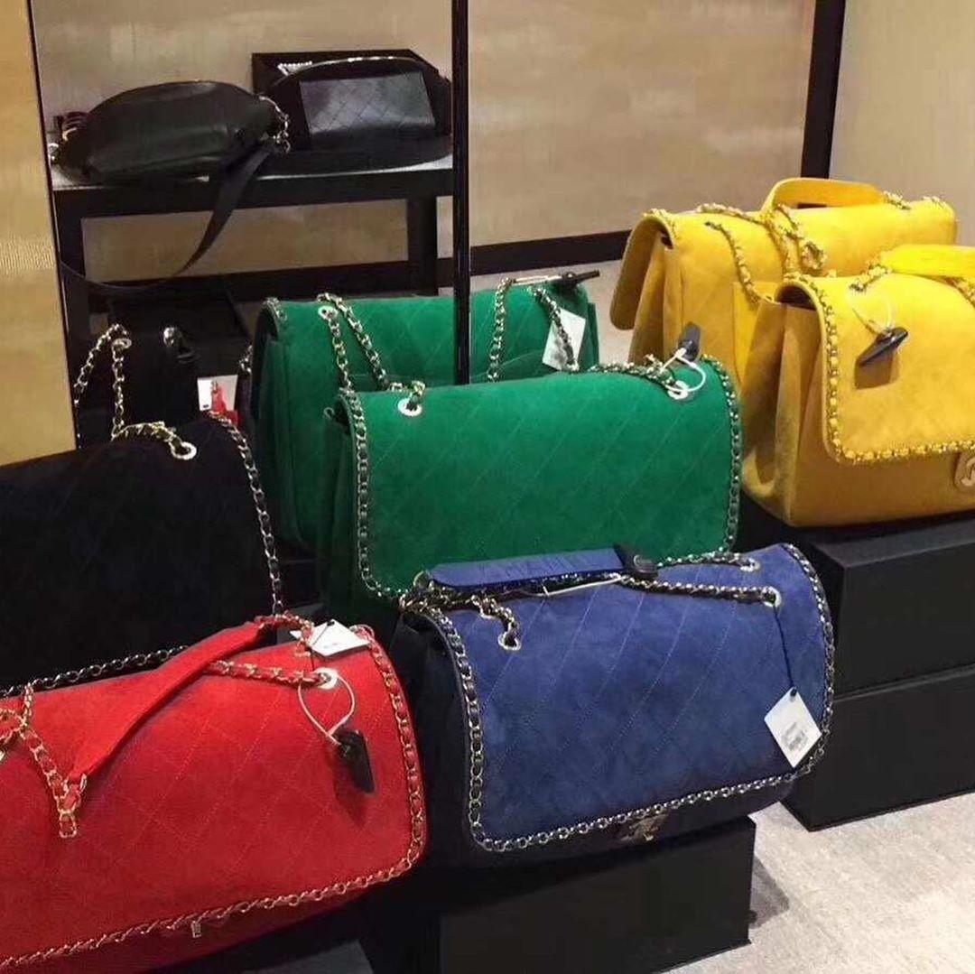 Chanel Pharrel blessing luxury ig