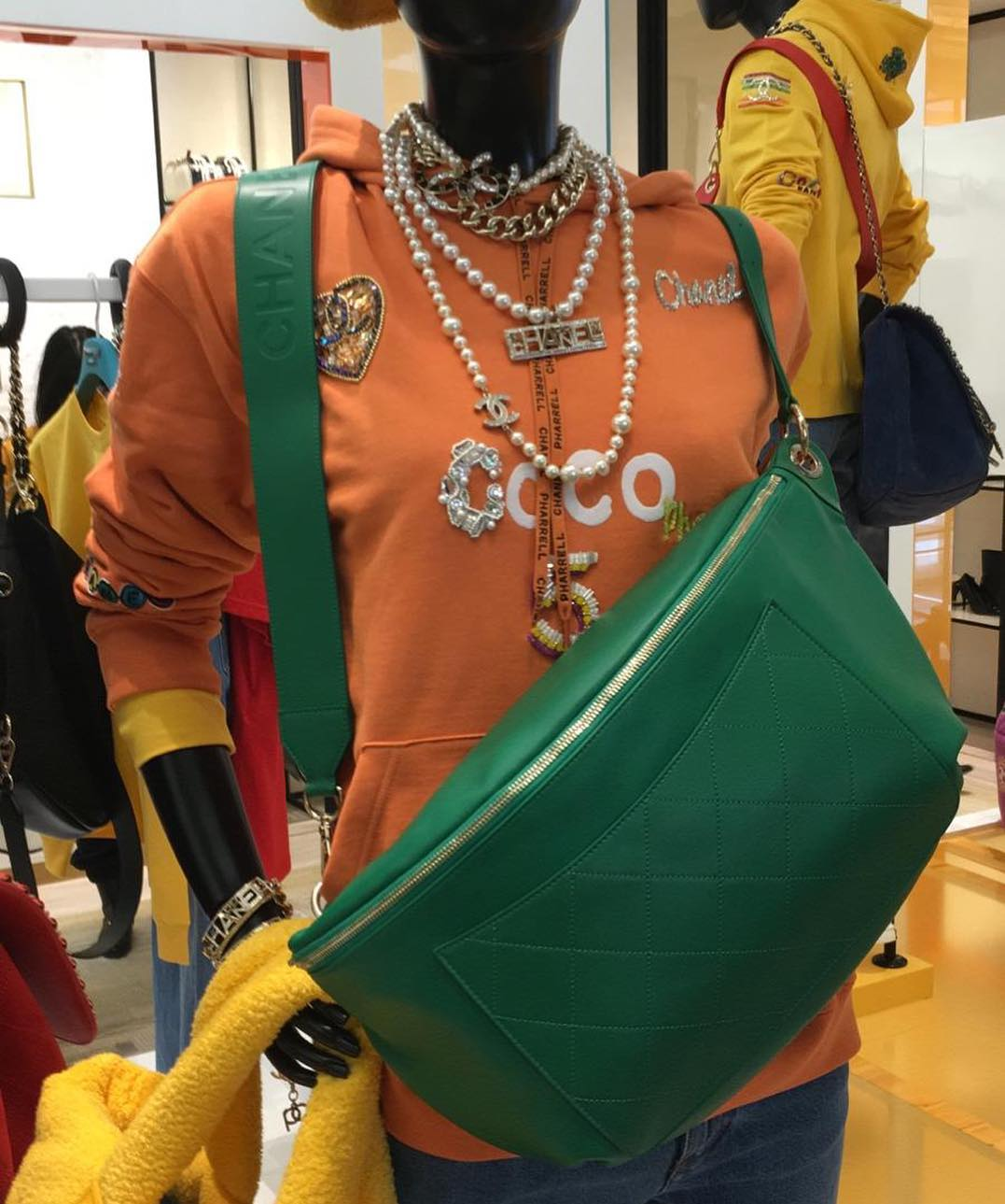 Chanel Pharrel buyflyboutique