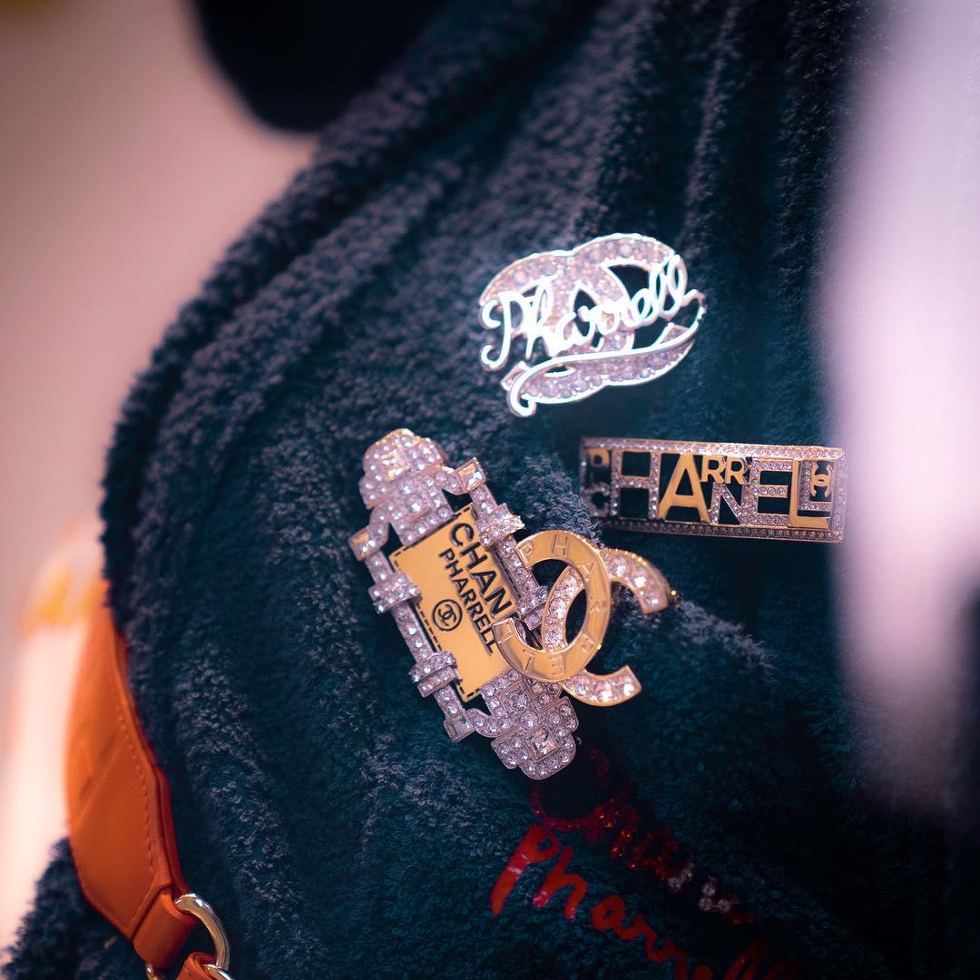 Chanel Pharrel gav.in