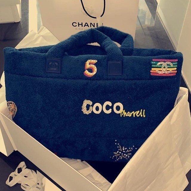 Chanel Pharrel minjuroo