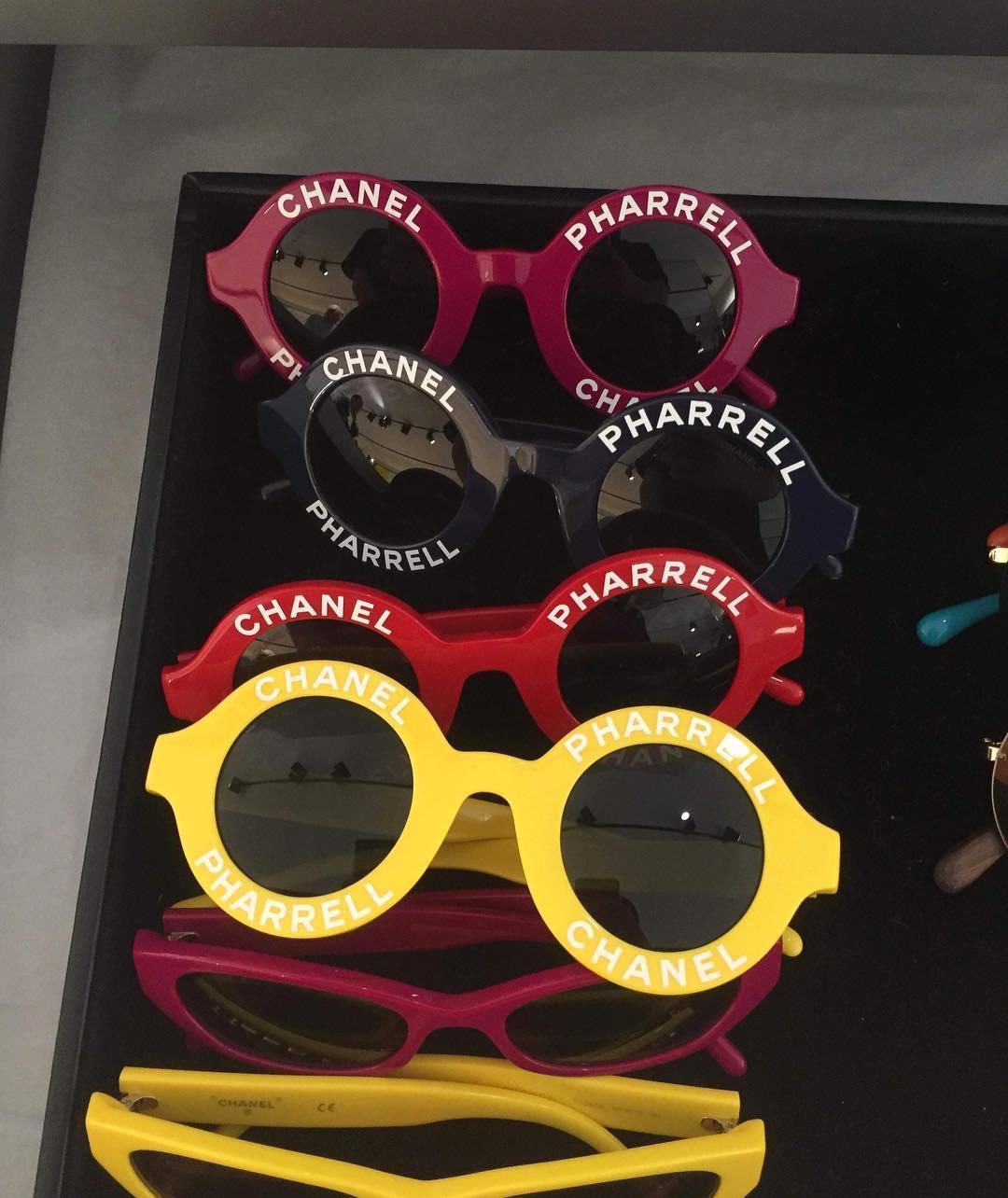 Chanel Pharrel woo store