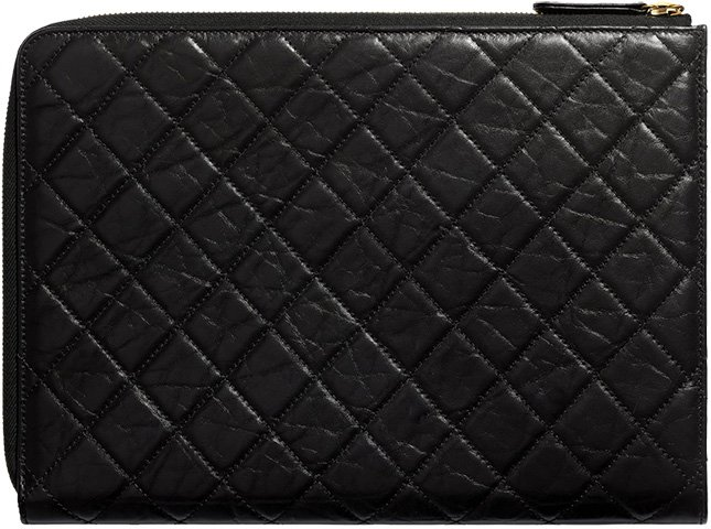 Chanel Reissue . Pouch With Handle