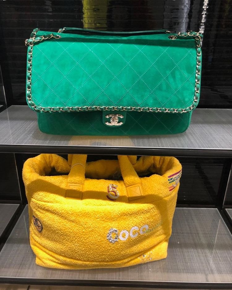 Chanel x Pharrel XXL Classic Bag