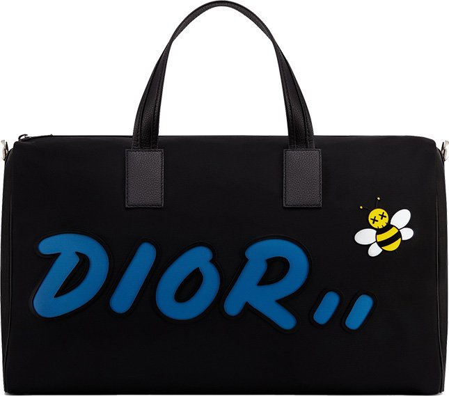Dior x Kaws Bag Collection