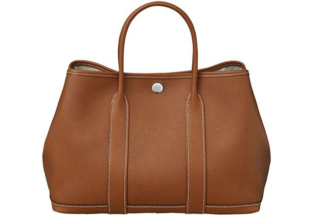 Hermes Garden Party Bag