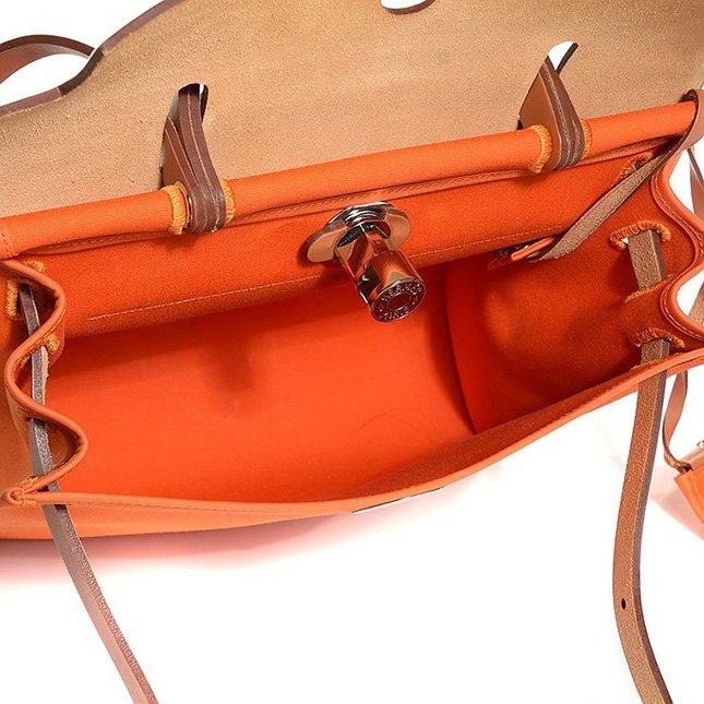 Hermes Herbag Zip Bag